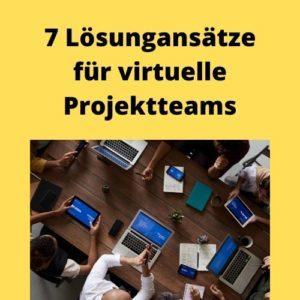 7 Lösungansätze für virtuelle Projektteams