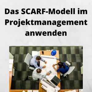 Das SCARF-Modell im Projektmanagement anwenden